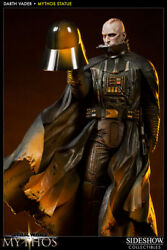 Sideshow Collectibles Star Wars Darth Vader Mythos Polystone Statue- Le