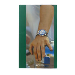 Vintage Rolex Official 18kt 750 Yellow Gold Watch Collection Catalog - 10.2011