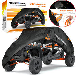 Neverland Utility Vehicle Cover Side-by-side For Can-am Commander Max 800 1000 R