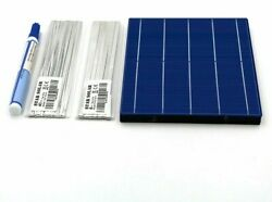 Solar Charger Cell Polycrystalline Silicon Tabbing Wire Busbar Flux Pen Panel