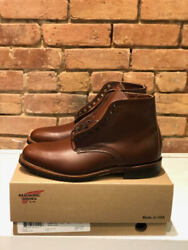Red Wing Williston 6-inch Boot Teak Leather 9435 Made In The Usa