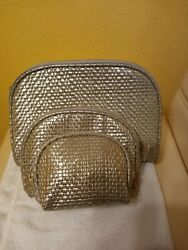 Cosmetic bag sets new $25.00