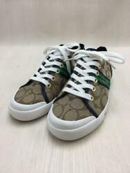 Coach Us6.5 Orcher Size 6.5 Fashion Sneakers 199 From Japan