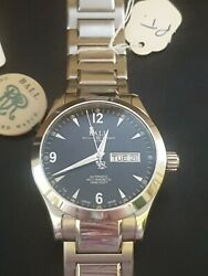 Gents Ball Engineer Ii Ohio S/s Automatic Watch In Box And Excellent Condition