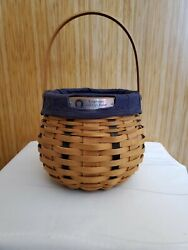 Longaberger Collectible 2003 Special Edition Golf Club Basket