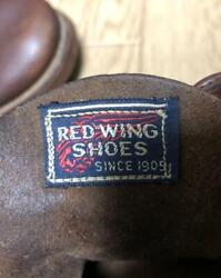 Very Rare Vintage Item Red Wing Navy Blue Tag Working Boots Shipping From Japan