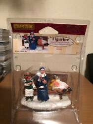 Lemax Christmas Village Collection Heavenly Hot Cocoa Break 62303 Retired
