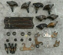 95-02 Pontiac Sunfire Chevy Cavalier 2.2 Cylinder Head Rocker Arms And Push Rods