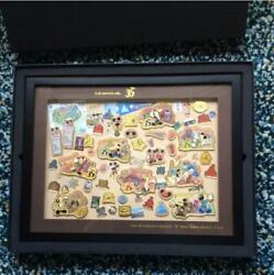 Unused Tokyo Disney Resort 35th Anniversary Limited Edition Pins From Japan