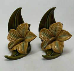 Vintage Royal Haeger Bookends By Royal Hickman 593