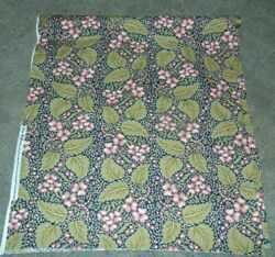 House And Garden By Thimbleberries 2007 Rjr Fabric Remnant