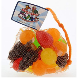 Dely Gely Fruit Jelly 25 Pieces
