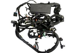 Oem Ford Be9z-14290-b Wiring Harness Assembly W/ Fuse Box Be9z14290b