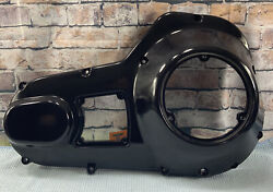 Harley Davidson Fxr Outer Primary Cover 60685-94a Gloss Black [q43]