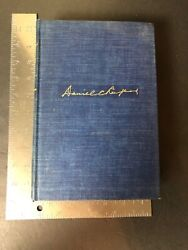 Daniel C Roper Signed Book Fifty Years Of Public Life First Edition 1941