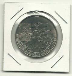 1984 Canada Jacques Commemorative One Dollar-nickel Coin