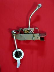 1966 67 68 Mopar A B Body Automatic Shifter Rebuilt Restored W/ Switch And Linkage