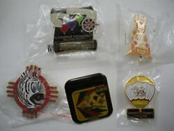 Lot Of Albuquerque Balloon Fiesta Official Pins And Others