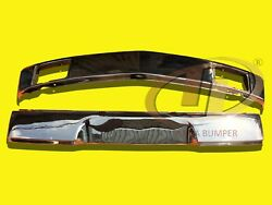 Bumpers Vw Porsche 914 Stainless Steel Polished Grade Sus 304 - Never Rust.