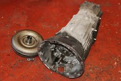 Mercedes W164 Ml320 Cdi 3.0 Cdi 05-09and039 Automatic Gearbox 1642708100 For Spares