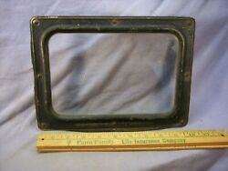 Antique 1920s Auto Top Window Ford Packard Dodge Or Other Used As Found