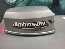 Cover From A 2000 25 Hp Johnson Outboard Motor 2-stroke