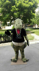 Halloween Dragon Mascot Costume Suits Cosplay Party Game Dress Outfits Clothing