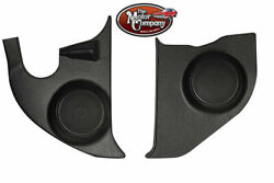 1973 1974 1975 1976 1977 1978 1979 Chevy Pick Up Kick Panel Speakers With A/c
