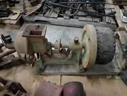 Machinist Tool Antique Nutbuster Nut Splitter Old Machinery Equipment