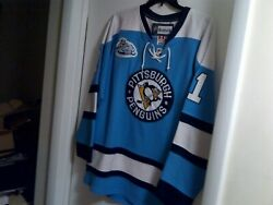 Pittsburgh Penguins Officially Licensed Jeresy Winter Classic 2008 Malkin Sz 52