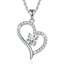 Only You Necklace In Sterling Silver Anniversary Valentine's Day Gifts For Her