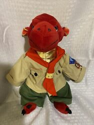 Red Dragon Animal Land Boy Scout Outfit 17andrdquo Tall