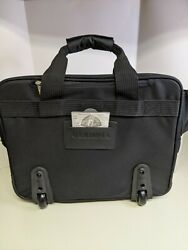 Olympia Casual Gear Rolling Tote Under Seat Brand New $74.79