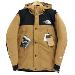 Sa Rank Size The Mountain Down Jacket Nd91930 Outdoor/hiking Mens