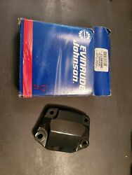 New Oem Omc Volvo 3852676 3854577 Cap And Gasket Assembly