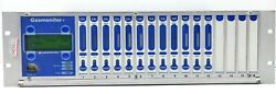 Crowcon Detection Gasmonitor Rack-based Control System 1695s6m