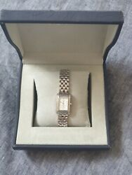 Longines Dolce Vita Ladies Watch. Used Some Very Minor Scratches.