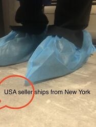Shoe Covers Ppe Pp Non Woven Hd Xl 400 Pair 800 Pieces