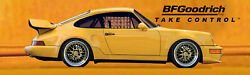 Reproduction 1991 Porsche 911 Bf Goodrich Banner 3and039x10and039
