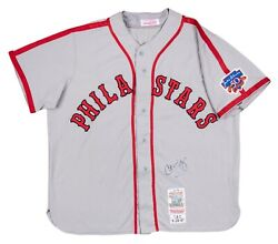 Curt Schilling Signed Game Used 1997 Philadelphia Phillies Tbtc Jersey Beckett