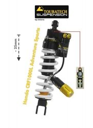 Touratech Suspension Lowering -25mm Honda Crf1000l Adventure Sports Since 18 T