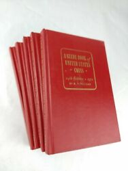 5 Red Book Guide To Us Coins 1968-1973 R.s. Yeoman 21st 22nd 23rd 24th 26th