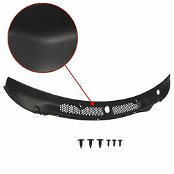 For 1994-1998 Ford Mustang Cobra Cowl Vent Windshield Wiper Grille Panel Cover
