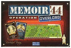 Memoir And03944 Operation Overlord Expansion Sealed Unopened Free Shipping