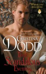 That Scandalous Evening: The Governess Brides Governess Brides Series by Dodd $4.07