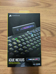 Corsair Icue Nexus Companion Touch Screen For Rgb Lighting Control By Hardware