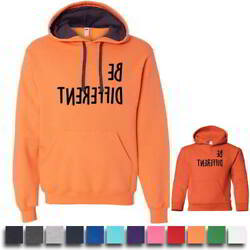 Be Different Mens And Kids Graphic Hoodies