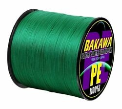 Fishing Floating Line Braided Wire Anti Stretch Wear Resistant Reservoir Pond