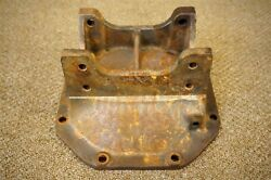 Oem 1963 Corvette Rear End Differential Cover 3871375 Posi Positraction 63