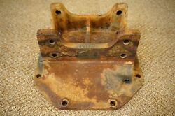 Oem 1964 Corvette Rear End Differential Cover Posi Positraction 3871375 B 28 4
